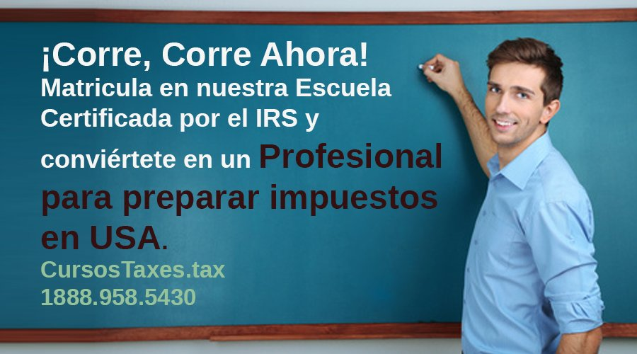 Recibe Clases de Income Tax en Ilinois